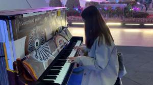 假如中国也有路边钢琴会怎样?