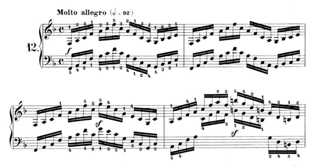常用的几本车尔尼练习曲到底该怎么练?